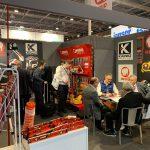 Medid cierra su participación en la Feria de Batimat (Paris) con un éxito sin precedentes.