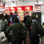 Medid has participated at the Cologne Hardware Fair with an unparalleled success