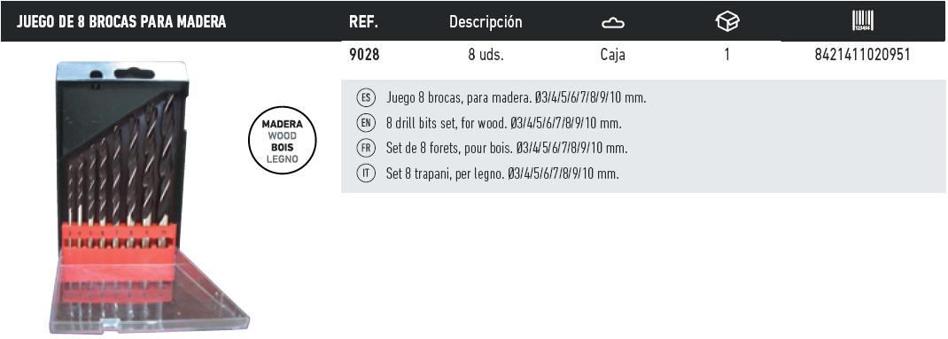 brocas 9028