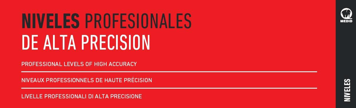 cabecera profesional alta precision