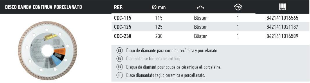 discos cdc