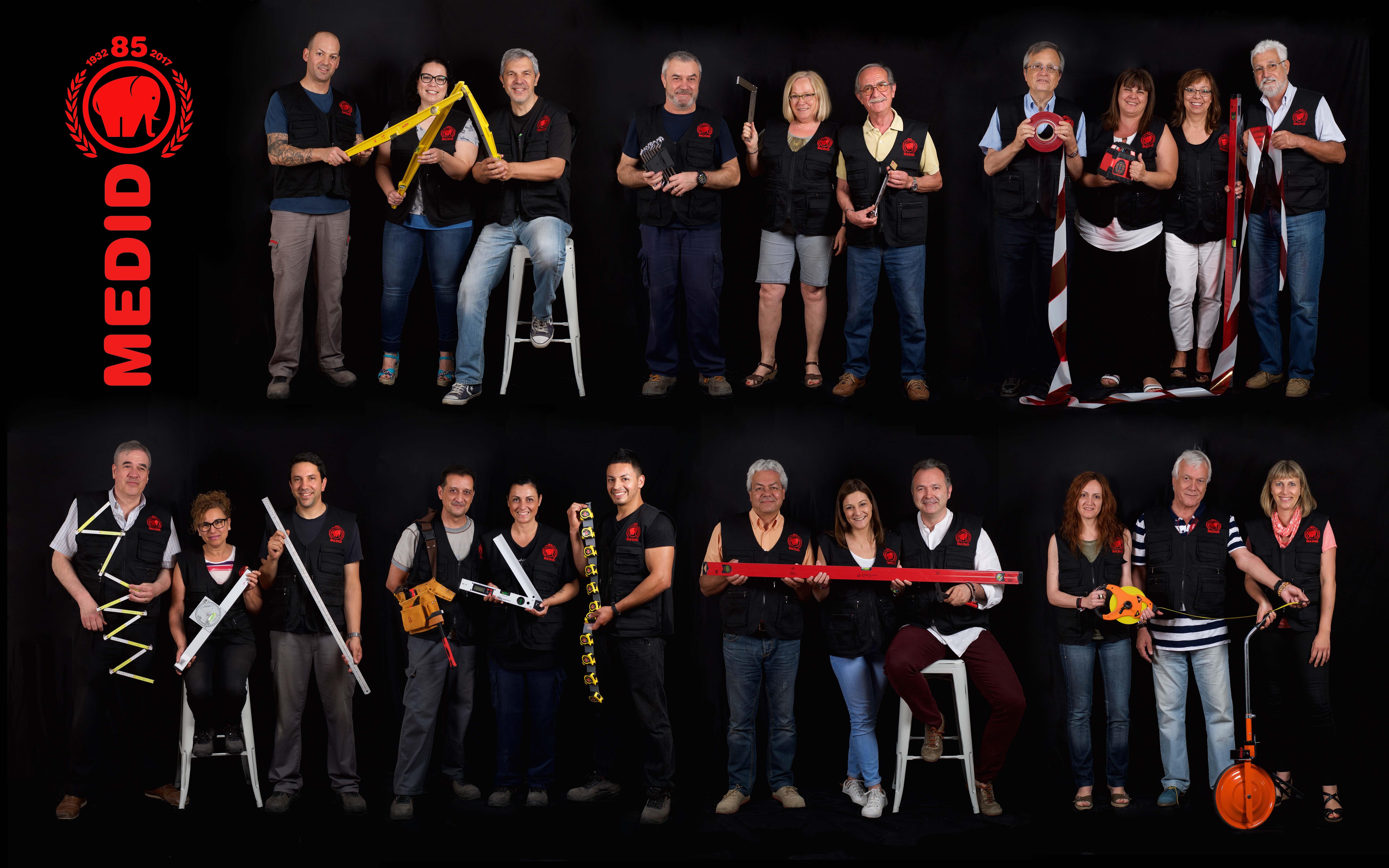 foto MEDID team