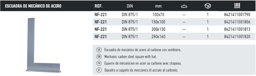 tabla de mecanico de acero con talonera
